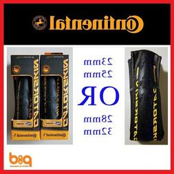 1 OR 2 PACK 201 Continental Gatorskin 700 x 23 25 28 32 Road