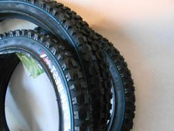 "16"" x 2.125 "" Kids Bike Bicycle Heavy Duty Tire Knobby tread"