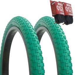 1pair bicycle bike tires and tubes 20