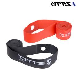 1Pair ZTTO Bicycle PVC Rim Tapes MTB Road Bike rim Strips Bi