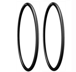 2 - Michelin Dynamic Sport Bicycle Tires 700x23c 700 x 23 2-