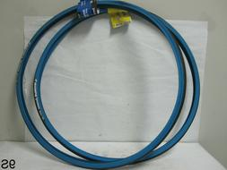 2 dynamic sport bicycle tires blue bead