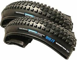 Vee - 2 Rubber Fluid 26x2.50 Pair Of Bicycle Tires Folding B