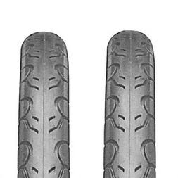 2 PAK Wanda G5013 700C x 28 Bike Tires Urban Hybrid Slick Co