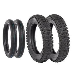 TDPRO 2 Sets 12 1/2 x 2.75  Tire and Inner Tube For Mini Poc