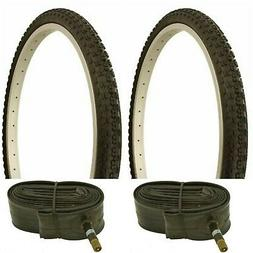 New BLACK 24x1.75 BMX BIKE BICYCLE tires 24 inch Comp 3 des