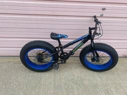 20 boy s pug fat tire bike