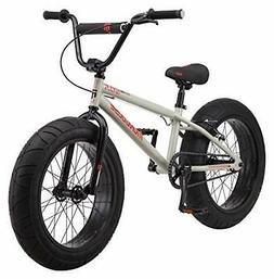 20 inch Mongoose Argus Toddler/Kids Fat Tire Mountain Bike 4