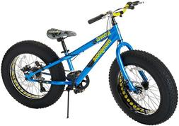 "Mongoose 20"" inch Kong Fat Tire All-Terrain Boys Bike Bicycl"