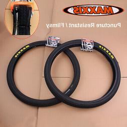 26/27.5*1.95/2.1 MAXXIS MTB Bike Tyres 60TPI Puncture Resist