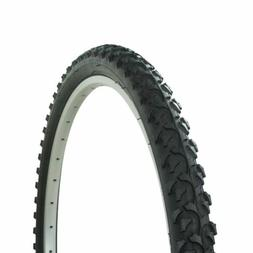 "WANDA 26"" x 1.95"" BICYCLE TIRE MTB BIKE BLACK P-1033"