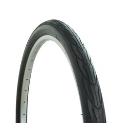 "WANDA 26"" x 2.00"" BICYCLE SLICK TIRE BIKE BLACK W-2023"