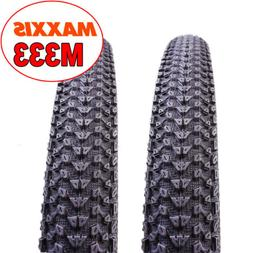 MAXXIS 26 x 2.1 MTB Bike Tires 60TPI Flimsy Wire Bead Clinch