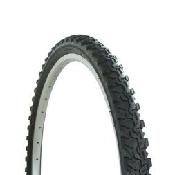 "WANDA 26"" x 2.10"" BICYCLE TIRE MTB BIKE BLACK P-1032"