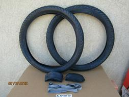 26'' X 3:00 BICYCLE TIRES,  TUBES &  LINERS FOR MOUNTAIN BIK