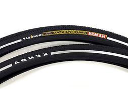 2PAK Kenda Kwick Trax 700 x 32c Road Hybrid Bike Tires Anti