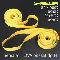 RISK 2pcs/lot 29/26/27.5*20mm 700c*18mm Bicycle Tire Protect