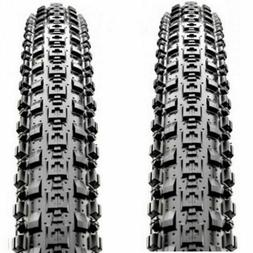 2pcs/pack Maxxis Crossmark MTB Tyres Mountain Bike Tire 26 x