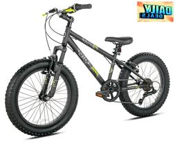 20 INCH 7 SPEED 3.0 Fat Tire Bike Snow and Grass Sand Bike M