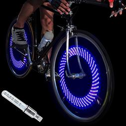 DAWAY A08 Bike Tire Valve Stem Light LED Waterproof Bicycle