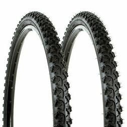 Sunlite Bicycle K831 Alpha Bite Mountain Tires PAIR 26x1.95""
