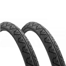 "Kenda K838 City Slick Tires PAIR 26x1.95"" Black Mountain Hyb"