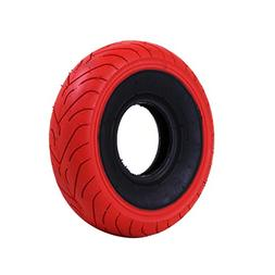 FATBOY Bicycle Tire 6PLY for Mini BMX Cycle - RED