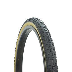"Fenix Bicycle Tire Wanda 20"" x 1.75"" Comp3 Thread Gum Sidewa"