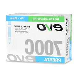 EVO Bicycle Tube - 700x35-43C/27x1-3/8 - 32mm Presta Valve