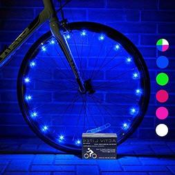 Bicycle Wheel Lights Bike Lights Batteries Included Christma