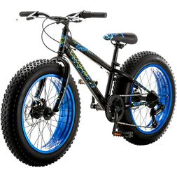 Bike Boys Fat Tire Mountain Bicycle All Terrain Road Mongoos