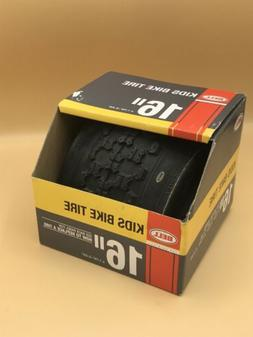 Bell Sports Bike Tire 16 In. X 1.72 In. - 2.125 In. Black