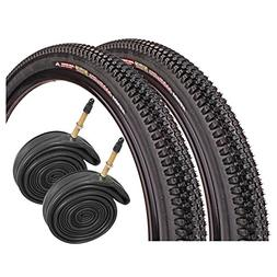 "KENDA Small Block 8 26"" x 2.1 Mountain Bike Tires with Prest"
