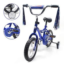 "ChromeWheels BMX 12"" Kid's Bike for 2-4 Years Old, Bicycle f"