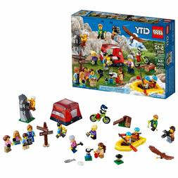 LEGO City People Pack – Outdoors Adventures 60202 Building