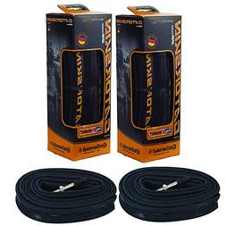 Continental GatorSkin Bike Tire Set of 2 Foldable Bicycle Ti