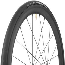 Vittoria Corsa Speed G Plus Tire - Tubeless Black/Black, 700