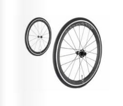 Couple Bicycle Tyres Victoria Road Fraxion Clincher Race Car