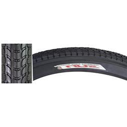 "Sunlite Cruiser Sun Tire, 24"" x 2.125"", Black/White"