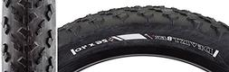 "Origin8 Devist-8er 2 Tire - 26"" x 4.0, Wire Bead, Belted, Bl"