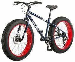 Mongoose Dolomite Fat Tire Mountain Bike, 26-Inch Wheels