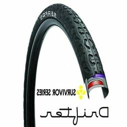 Serfas Drifter Survivor 26 x 2.0 MTB Tire Black
