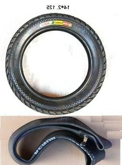 """Electric Scooter 14"""" Inner Tube&Tire 14x2.125 For E-Bike Poc"""