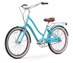sixthreezero EVRYjourney Women's 3-Speed Step-Through Hybrid
