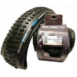 Vee - Rubber Fluid 27.5x2.40 Pair of Bicycle Tires Folding B
