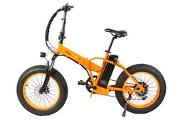 "ebikeling Foldable 36V 250W 20 x 4 "" FAT Tire Electric Bicyc"