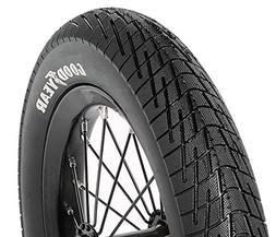 "Goodyear Folding Bead Bicycle Tire, 12.5"" x 2.25"", Black"