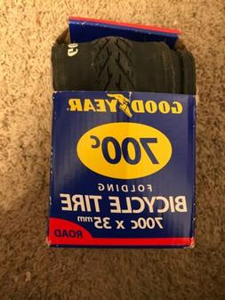 Goodyear Folding Bead Commuter Tire, 700c x 35