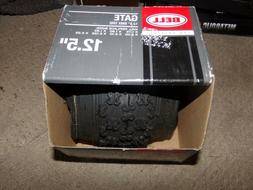 """BELL GATE BMX 12.5"""" Black Bike Tire  Will Replace Sizes see"""