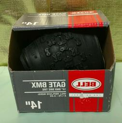 """Bell Gate BMX Bike Tire 14"""" Bicycle Replacement Fits X 1.75"""